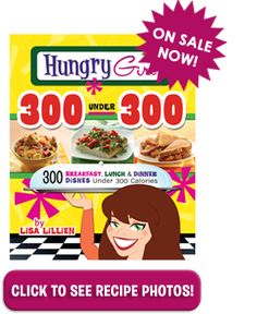 HUngry girl's cook book