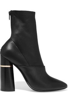 3.1 Phillip Lim | Kyoto leather ankle boots | NET-A-PORTER.COM