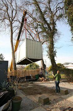 контейнер для грузов