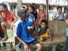 NP visited Datu Gumbay, an IDP camp in the Philippines. November, 2011.