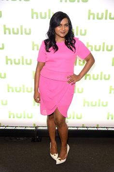 Mindy Kaling reveals she's writing a new book -- and gives its title