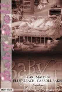 an analysis of baby doll a play by elia kazan Based on a play by tennessee williams, baby doll centers on archie lee meighan (karl malden), a failing cotton gin owner who is married to baby doll ( carroll baker), a 19-year old childlike beauty whose father arranged the marriage for financial reasons as archie awaits the arrival of baby doll's 20th birthday, the day.