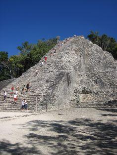 Coba, Mayan Riviera, Mexico