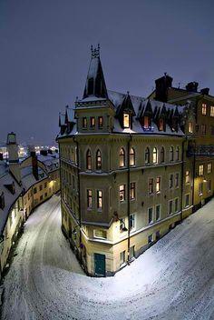 Stockholm, Sweden..