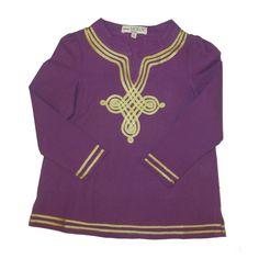 Mini Moroc summer tunics made from organic fabrics.