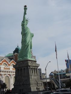 Estatua de la libertad Hotel New York