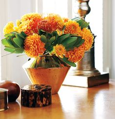 Fresh flowers are the best way to add the beauty of nature to any room. For some, it's an extravagance – for me, it's non-negotiable.