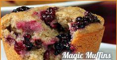 Make-Ahead Magic Muffins