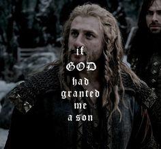 Thorin and Fili 2. --- OMP :(