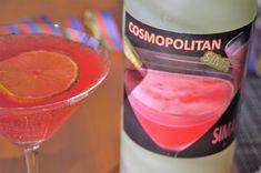 "Puistolan bistro: Karpalo-limesima ""Cosmopolitan"""