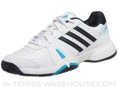 adidas Bercuda 3 White/Navy/Blue Men's Shoe Tennis Warehouse, Shopping Bag, Adidas Sneakers, Navy Blue, Bags, Shoes, Fashion, Handbags, Moda