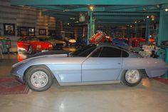 Lamborghini Museum in Dosso by @shangxue 兰博基尼意大利的引擎也艺术
