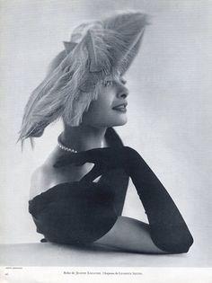 Legroux Soeurs (Millinery) 1949 Photo Honeyman