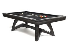 The Palisades Pool Table features a modern, clean design for billiards room that require a light aesthetic. Available in Pro and sizes to fit your room. The Palisades pool table is a clean design suitable for a wide variety of room styles. Pool Table Sizes, Pool Table Room, Pool Sizes, Pool Tables For Sale, Custom Pool Tables, Billiard Room, California Homes, Mid Century Modern Design, Pool Houses