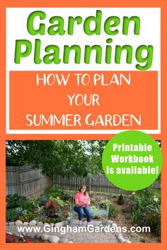 Get a headstart on your spring gardens by planning them now. Learn how to plan your gardens by using information from the last gardening season. Keep track of garden hits and misses with gardening printables. #ginghamgardens Flower Garden Plans, Flower Garden Design, Garden S, Spring Garden, Vegetable Garden, Container Gardening, Gardening Tips, Best Perennials, Zone 7
