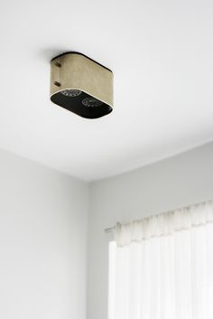 brass ceiling spot - found via Cosy & The Gang