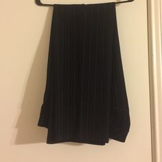 Price cut Black dress pants with beige stripes Dockers Pants