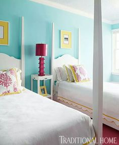 These headboards would be easy to make!