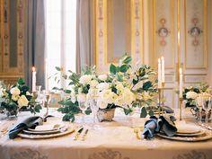Photography: Katie Stoops Photography - katiestoops.com Venue: Shangri La Paris - www.shangri-la.com/paris/shangrila/ Event Planning + Design: Cynthia Martyn - www.cynthiamartyn.com/   Read More on SMP: http://www.stylemepretty.com/2016/02/05/luxurious-parisian-wedding-inspiration/