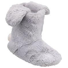 Buy John Lewis Children's Bunny Boot Slippers £16