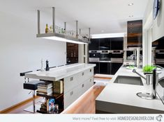 20 Astounding Dream Kitchen Designs