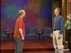 """""""Whose Line is it Anyway?"""" Date Night   The Dating Divas"""