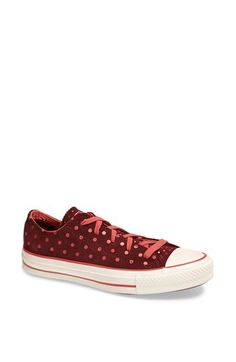 Converse Chuck Taylor® All Star® Polka Dot Low Top Sneaker available at #Nordstrom