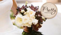 Winter Wedding Colors: Pretty Palettes #65