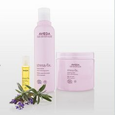 Bliss Out This Weekend With Aveda's #StressFix Collection.