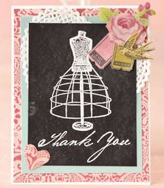 Sunday View: Chalkboard Greeting Cards in the Stamper's Sampler