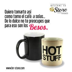 Taza Mágica Hot Stuff
