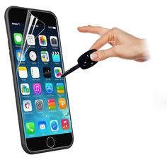 10 pçs/lote full body limpar filme protetor de tela frontal para iphone 4 4S 5 5S SE 6 Plus 6 6 s Plus Guarda Protetor de Tela