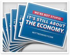 After three and a half years of Barack Obama's unfulfilled promises, Americans still carry one fundamental burden: our broken economy.