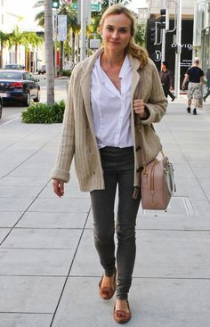 Casual Saturday - Diane Kruger