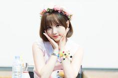 GFriend - EunhaI'm gonna cry bcoz of her cutenesss