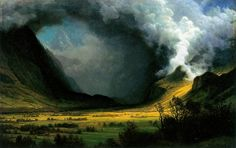 Albert Bierstadt (1832 -1902)