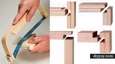 New to woodworking or having trouble with certain projects? Whether you are a beginning woodworker or expert, these tips from the pros will speed up and simplify your projects. Improve your DIY skills with these awesome tips that help you learn how to create perfect furniture, crafts and home repair