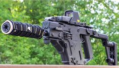 Kriss Vector .45ACP Loading that magazine is a pain! Get your Magazine speedloader today! http://www.amazon.com/shops/raeind