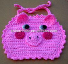 Piggy Baby Bib