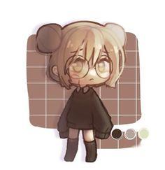 Cute Anime Character, Cute Characters, Character Outfits, Anime Characters, Character Art, Character Design, Cute Art Styles, Cartoon Art Styles, Lolis Neko