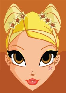 Winx Club Printable Masks, Paper Dolls and Coloring Pages | SKGaleana