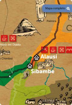 Nariz del Diablo Tren Ecuador