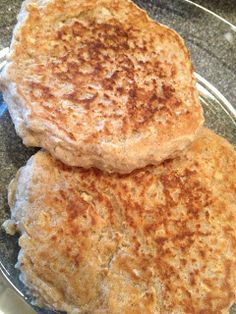 Hives in the Kitchen: Allergy Free Oatmeal Pancakes