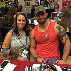 Signing at the Love N. Vegas book event with @thehadleyquinn!! Looking forward to seeing you guys!
