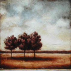 """Seeing Between the Lines"" Landscapes, Painting, Art, Paisajes, Art Background, Scenery, Painting Art, Kunst, Paintings"