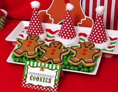 Christmas Bake Shop Party - Bella Paris Designs Bella Paris Designs