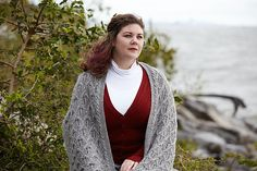 Patterns in Northern Landscapes, part two are available individually or as part of the collection. During the pre-order period, the ebook is available at a special, discounted price of $24.95. The first pattern, Filigree and Shadow Stole was released on October 17, 2015. The rest of the patterns were published over the next twelves and once the patterns are released individually, the eBook version of the patterns will be uploaded (November 2016). At that time the price of the eBook rises to…