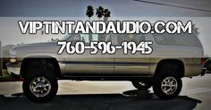 Why You Should Hire Our Auto Lifting Services In High Desert | VIP Tint And Audio