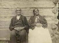 Cherokee who look just like my great grandparents.