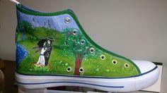 Outlander sneakers By Las zapatillas de Anacleta
